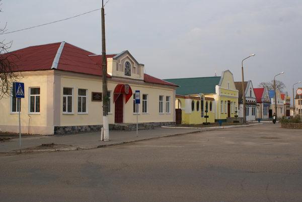 Наводнение в Белоруссии. Копыль.