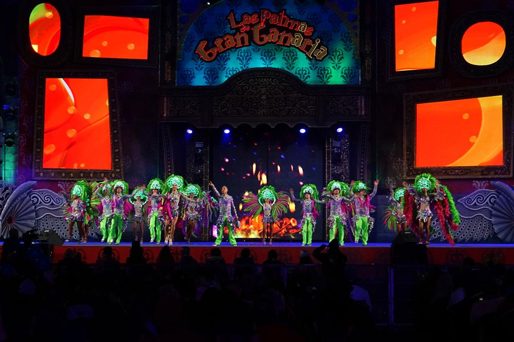 Gran Dama Gala, Carnaval De Las Palmas de Gran Canaria