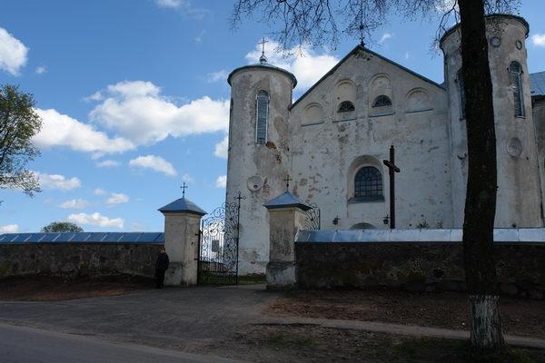 Комаи, храм-крепость
