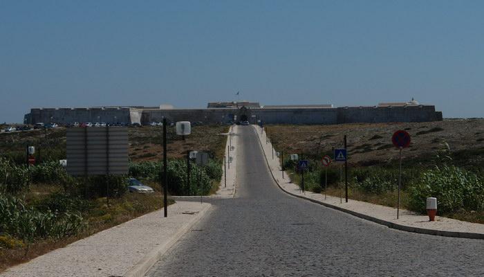 Португалия, Сагрес, Форт