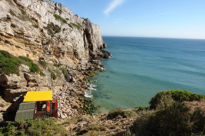 Португалия, Сагрес, пляж Беличи