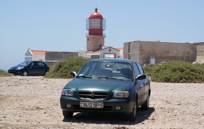 Португалия, Мыс Сан-Винсенте