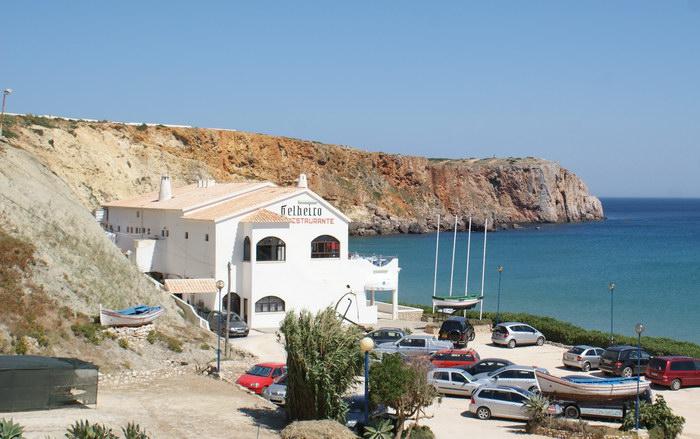 Португалия, Сагрес, пляж