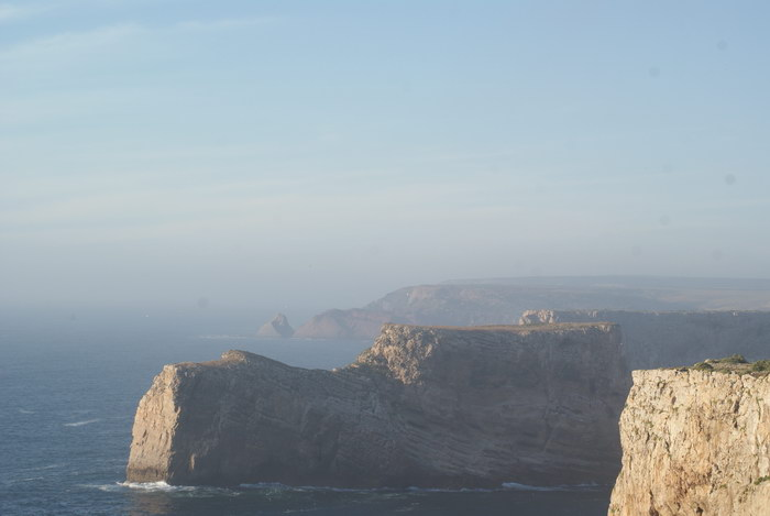 Португалия, Мыс Сан-Винсенте. Закат