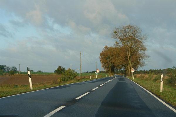 Дороги-Аллеи в Германии. Мекленбург – Передняя Померания