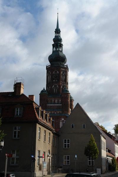 Грейфсвальд. Мекленбург – Передняя Померания
