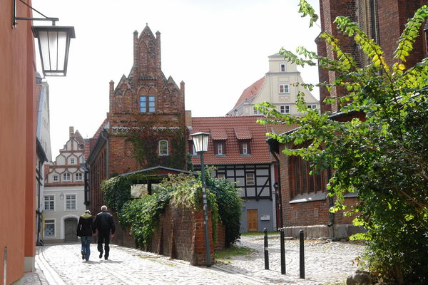 Штральзунд. Мекленбург – Передняя Померания