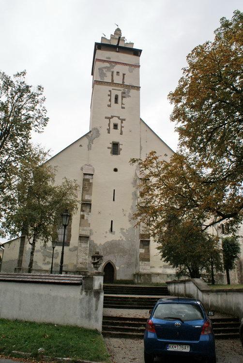 Кежмарок, Словакия