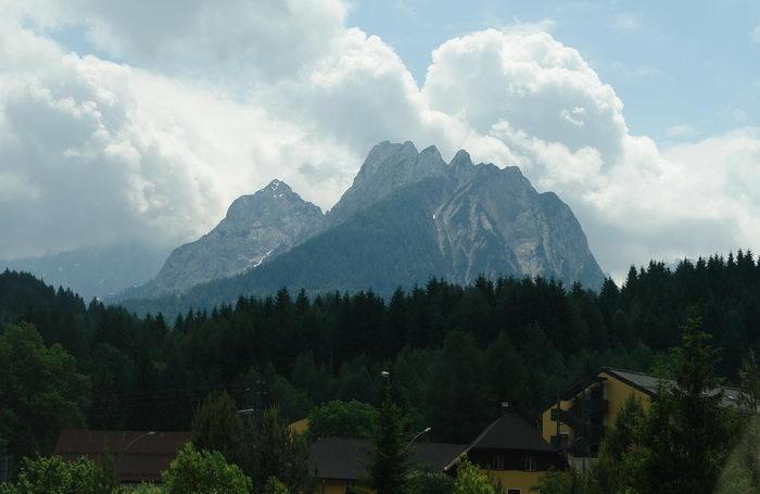Альпы в Италии