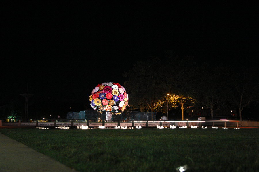 Ночной Лион