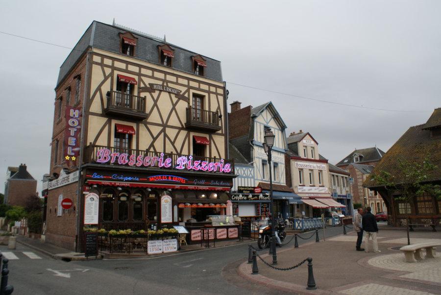 Нормандия, Этрета