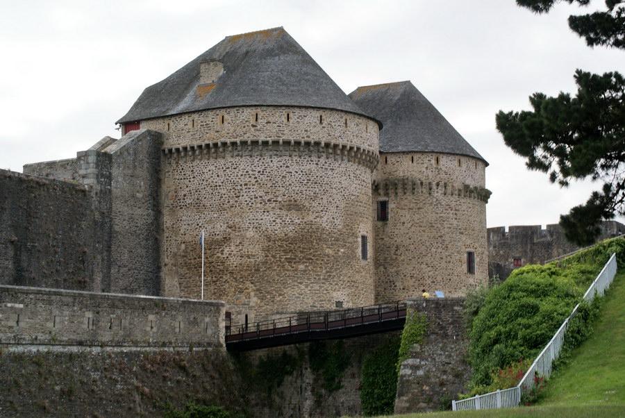 Брест, замок