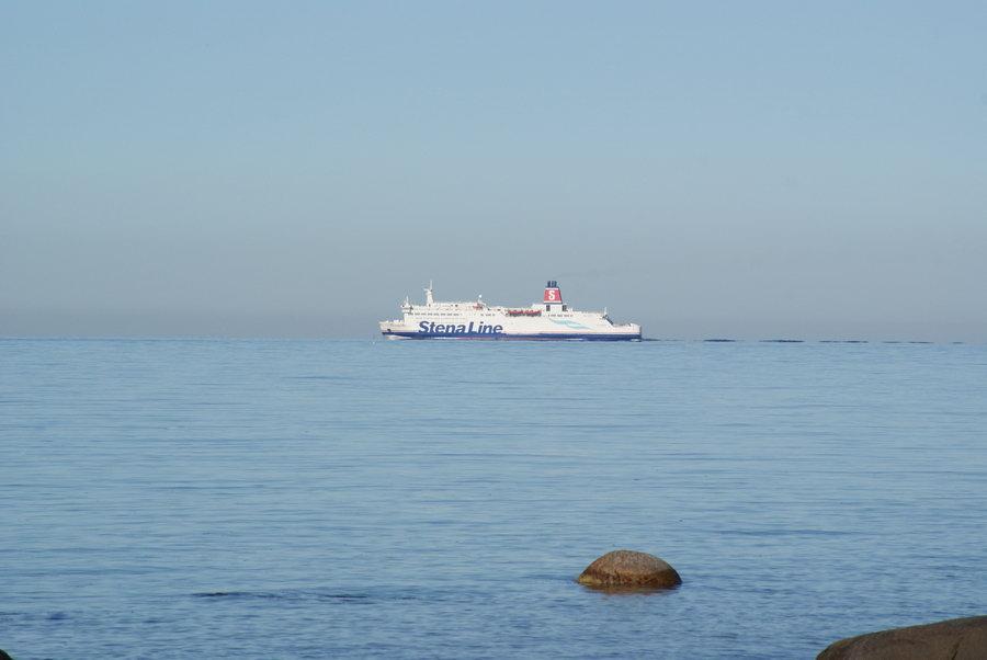Балтика около острова Рюген