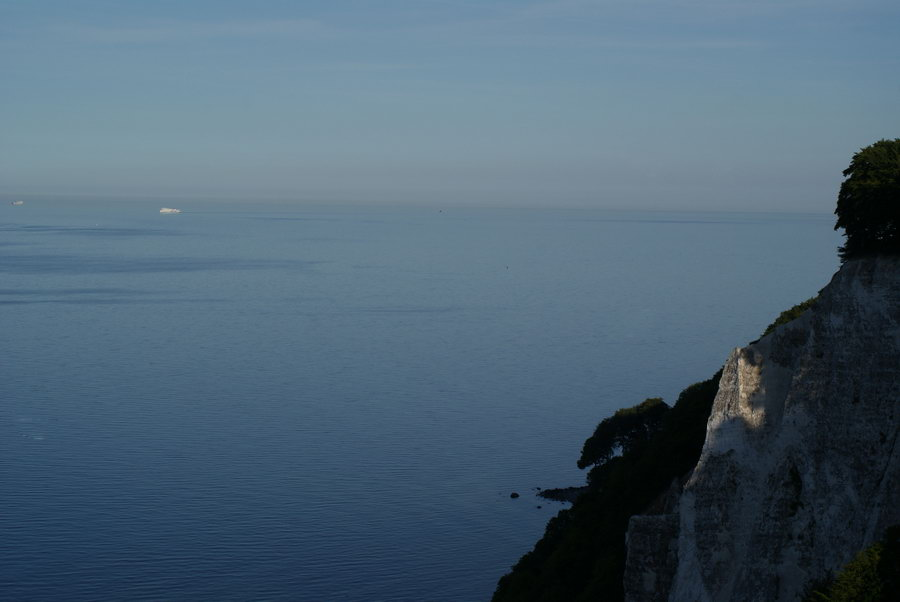 Меловые утесы на острове Рюген