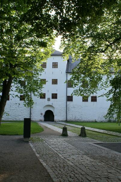 Финляндия. Турку. замок