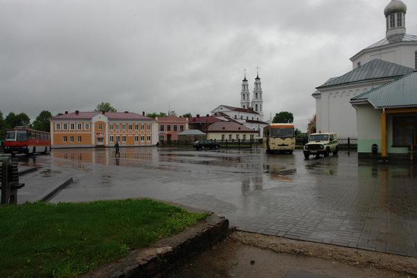 Главные достопримечательности Ошмян сосредоточены в центре города