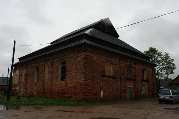 Синагога в Ошмянах