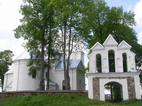 Благовещенский костел XVII века Вишнево