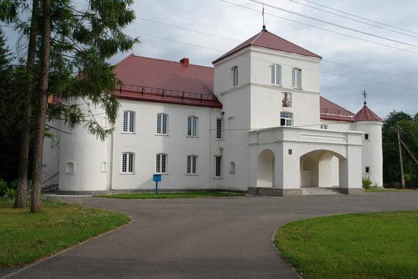 Замок в Гайтюнишках